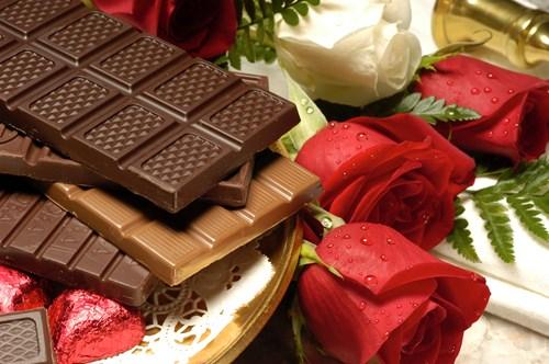 BAG FULL OF CHOCOLATES