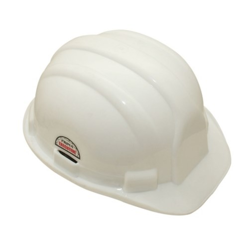 Prima Safety Helmet White Ratchet Type, PSH-03, Pack of 5