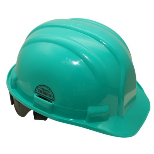 Prima Safety Helmet Green Ratchet Type, PSH-03, Pack of 5