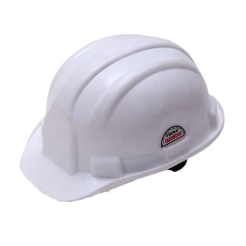 Prima Safety Helmet White Nape Strap, PSH-02, Pack of 5