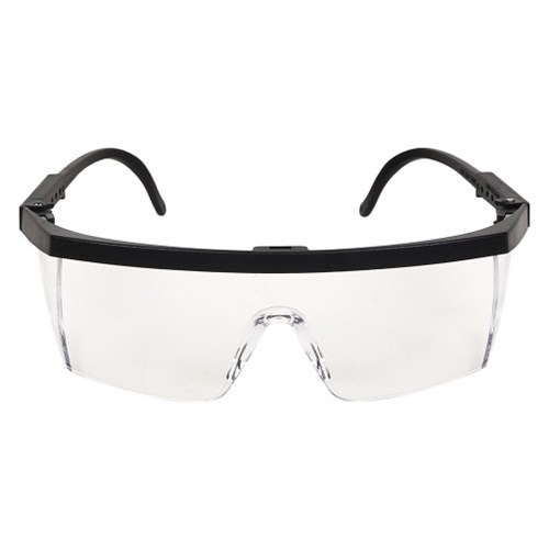 3M Safety Glasses, Clear, 1710IN, Pack of 5