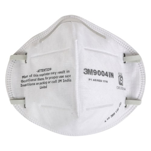 3M 9004IN Particulate Respirator, Pack of 50