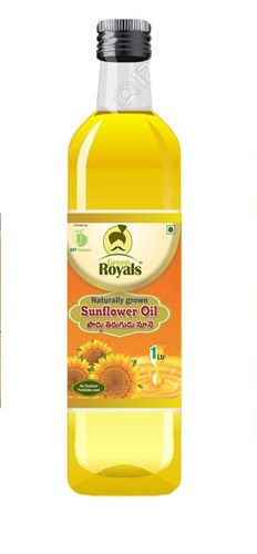 Cold pressed Sunflower Oil (1L)