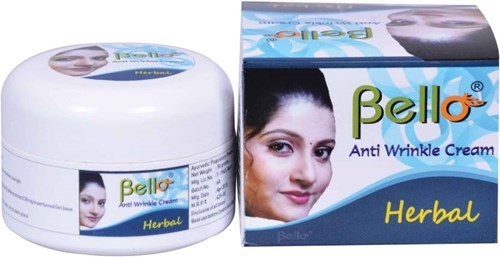 Bello Anti Wrinkle Cream