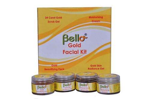 Bello Gold Facial Kit