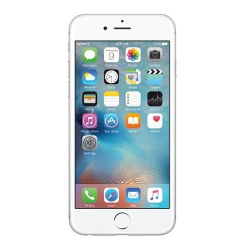 iPhone 6s silver 64GB (Renewed)