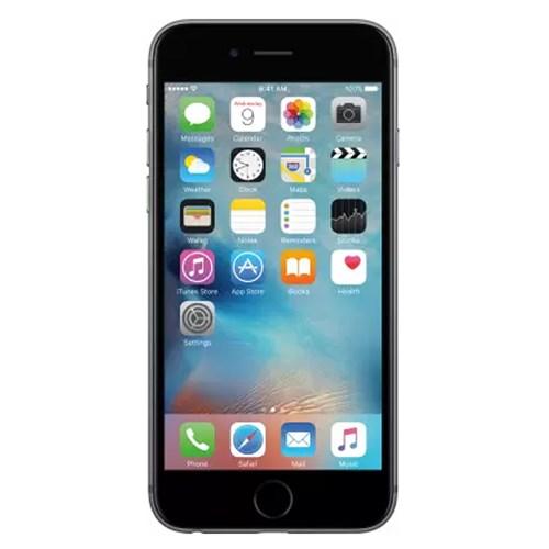 iPhone 6s Space Grey 64 GB (Renewed)