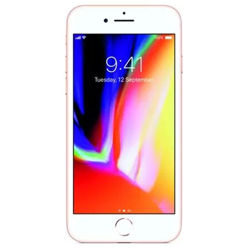 iPhone 8 64GB rose gold (Renewed)