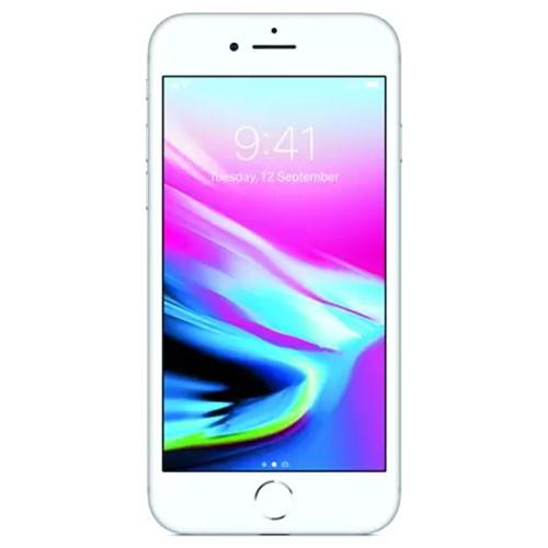 iPhone 8 64GB silver (Renewed)