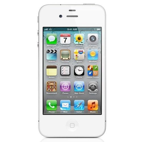 iPhone 4s 8GB White (Renewed)