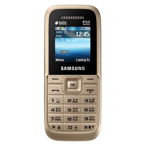 Samsung Guru FM Plus  (Gold)